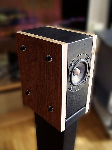 Loudspeakers By Emil Attlid